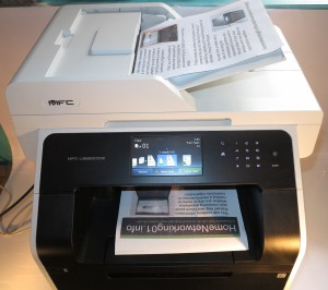 Brother MFC-L8850CDW colour laser multifunction printer