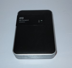 WD MyPassport Wireless mobile NAS