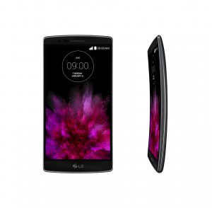LG G-Flex 2 curved Android smartphone - courtesy of LG