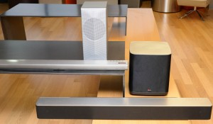 LG Music Flow Wi-Fi multiroom speakers press picture courtesy of LG America