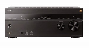 Sony STR-DN1060 home theatre receiver press picture courtesy of Sony America