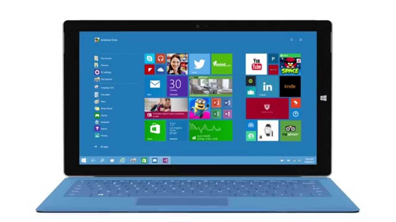 Microsoft to benefit convertibles, detachables and other multi-input computer setups