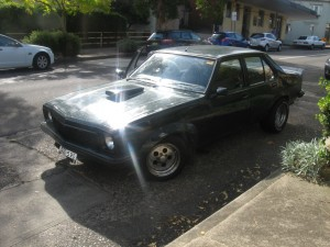 Holden Torana LX street machine