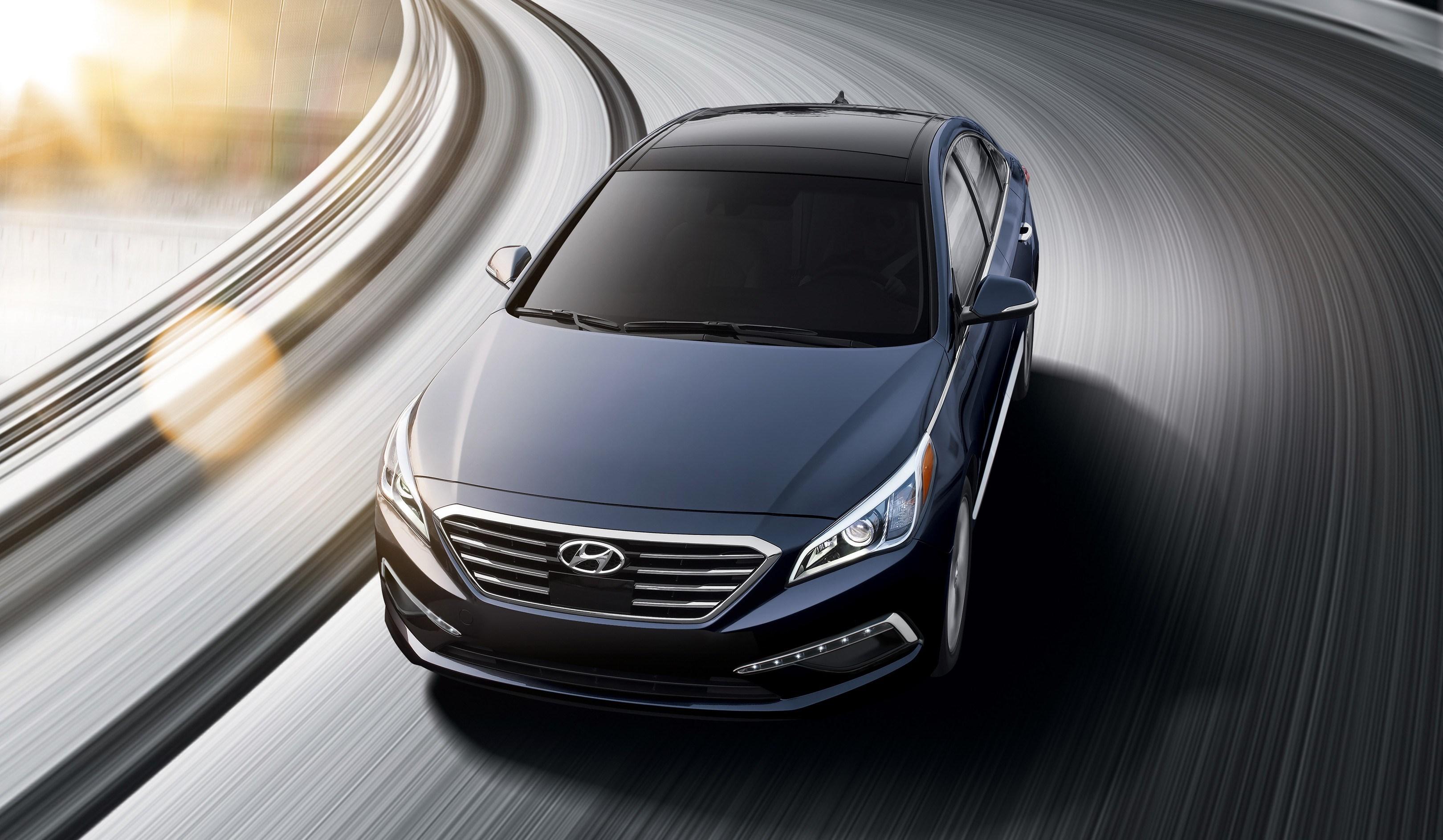 2015 Hyundai Sonata press picture courtesy of Hyundai America