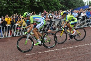 Tour De France in London - Flickr Creative Commons image by John Pennell