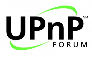 UPnP Forum logo courtesy of UPnP Forum