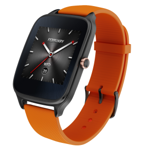 ASUS ZenWatch 2 press picture courtesy of ASUS