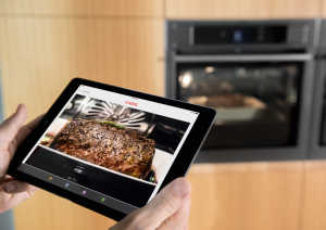 AEG Pro Combi Plus Smart Oven press picture courtesy of the Electrolux Group