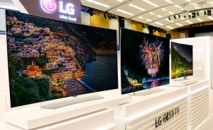 LG OLED TVs pres picture courtesy of LG