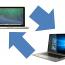 Working on both Macintosh and Windows