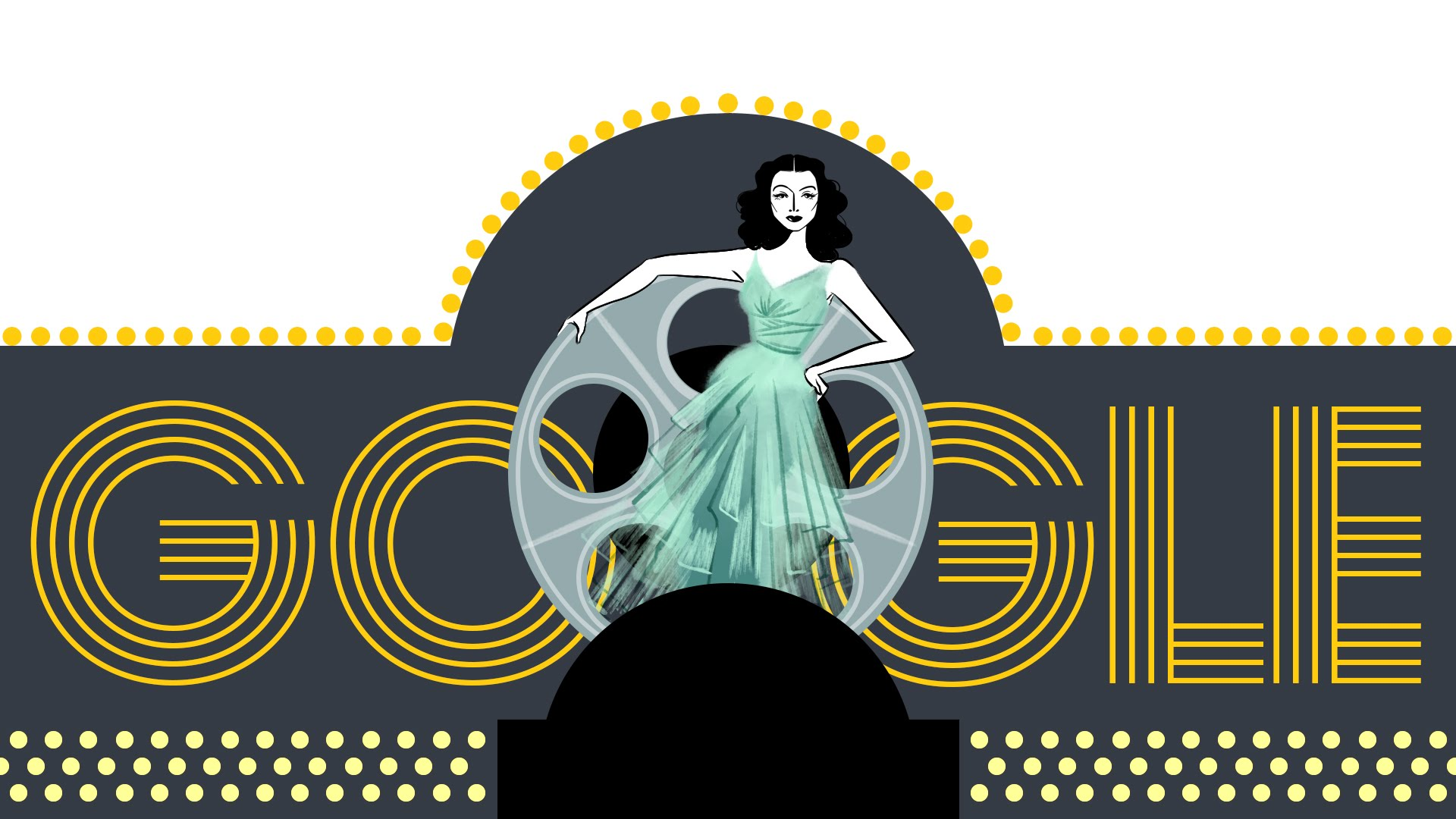 Google celebrates Hedy Lamarr who is behind how Bluetooth works
