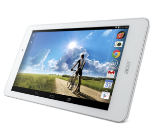 Acer Iconia Tab 8 Android tablet - press image courtesy of Acer