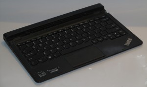 Lenovo ThinkPad Helix 2 detachable keyboard