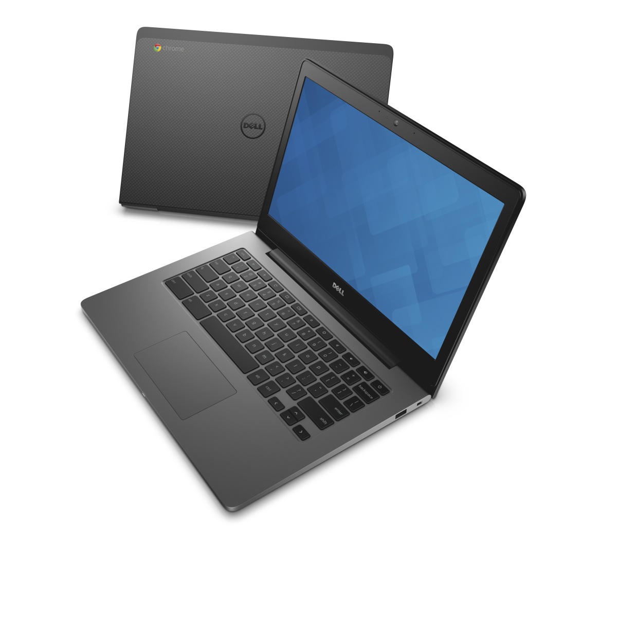 Dell Chromebook 13 press image courtesy of Dell Inc.
