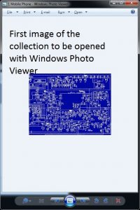 Image in Windows Photo Viewer