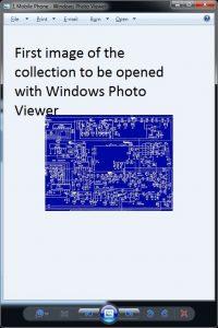 Image in Windows Photo Viewer