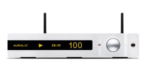 Auralic Altair network media player / control amplifier