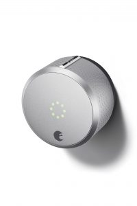 August Smart Lock press picture courtesy of August