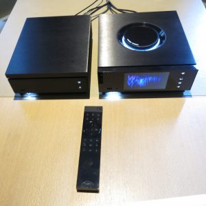 Naim Uniti Atom and Uniti Core