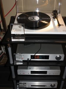 Cambridge Audio / Rega hi-fi system