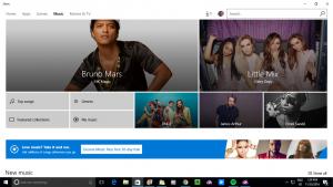 Microsoft Store - Muisc