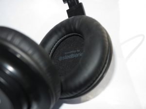 Dell AE2 Performance USB Headset - SteelSeries motif