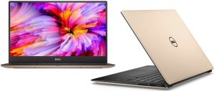 Dell XPS 13 Kaby Lake Ultrabook - press picture courtesy of Dell