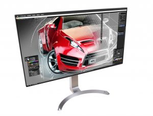 "LG's 32"" 4K monitor with HDR10 - press picture courtesy of LG USA"
