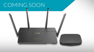 D-Link Covr router and wireless extender package press image courtesy of D-Link