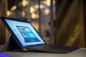 Dell Latitude 5285 business detachable 2-in-1 - press picture courtesy of Dell USA