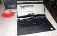 Dell XPS 13 2-in-1 Ultrabook at Rydges Melbourne