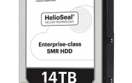 HGST UltraStar HS14 14Tb hard disk press image courtesy of Western Digital