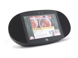 JBL Link View smart display press picture courtesy of Harman International
