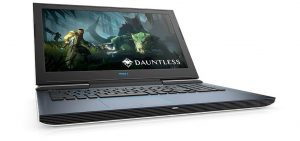 Dell G7 15 gaming laptop press picture courtesy of Dell USA