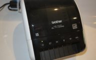 Brother QL-1110NWB network label printer