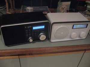 Kogan and OXX Internet radios