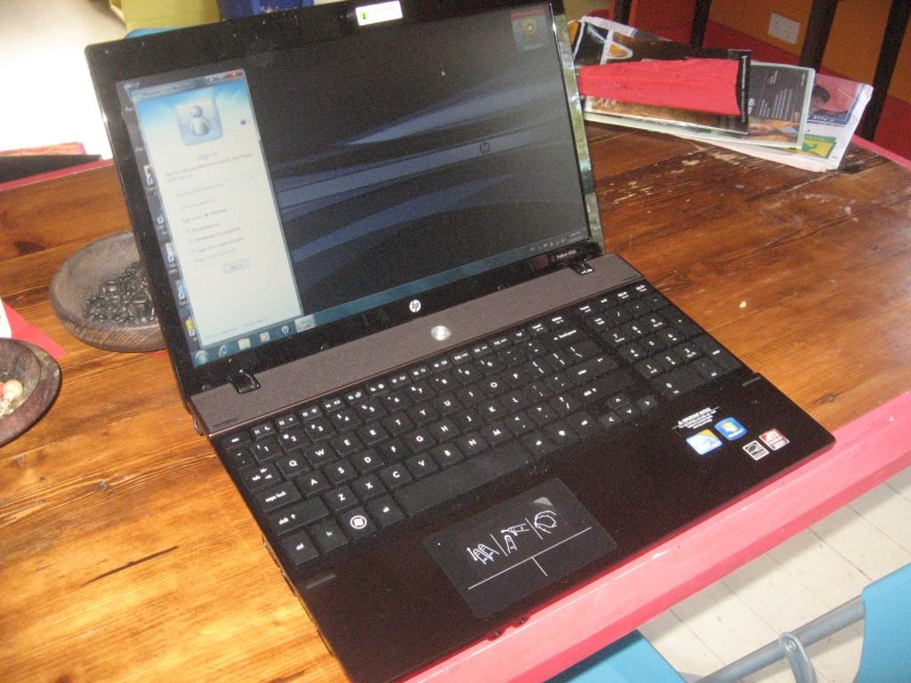HP ProBook 4520 Series laptop