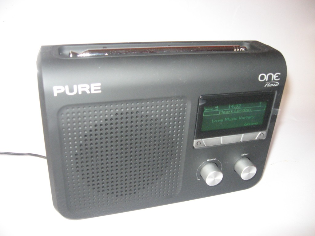 Pure One Flow portable Internet radio