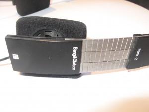 Bang & Olufsen Form 2 headphones - earpad and watchband styke bracket