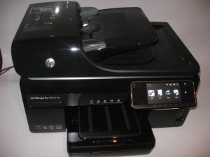 HP OfficeJet Pro 8500a Plus multifunction inkjet printer
