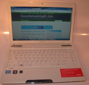 Toshiba Satellite L730 consuimer ultraportable