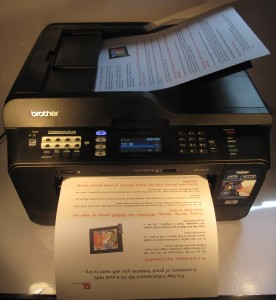 Brother MFC-J6910DW A3 inkjet multifunction with A3 pages