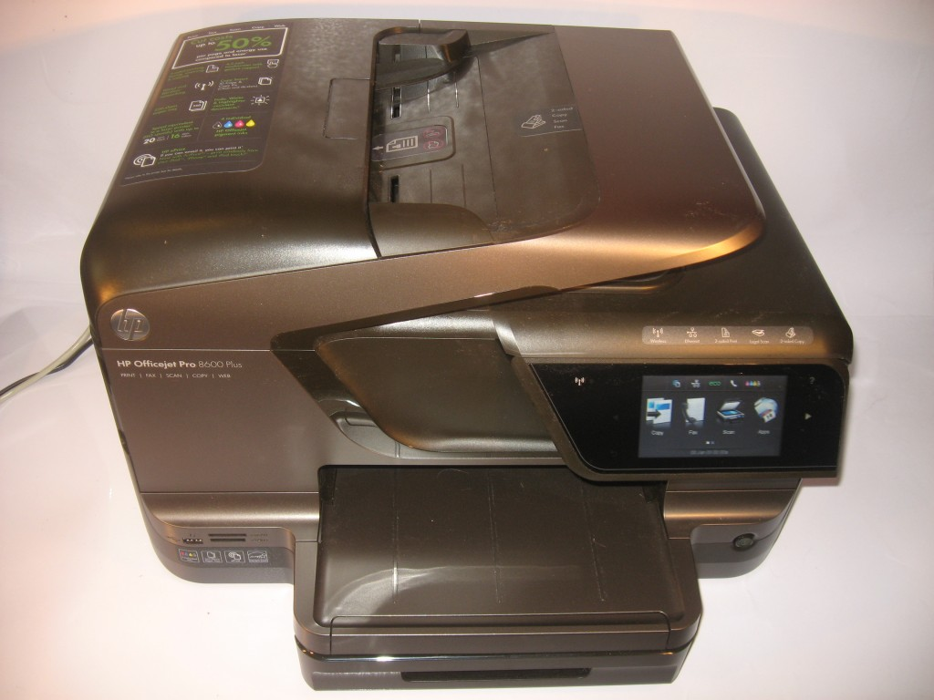 HP OfficeJet Pro 8600a Plus all-in-one printer