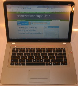 HP Envy 15-3000 Series laptop