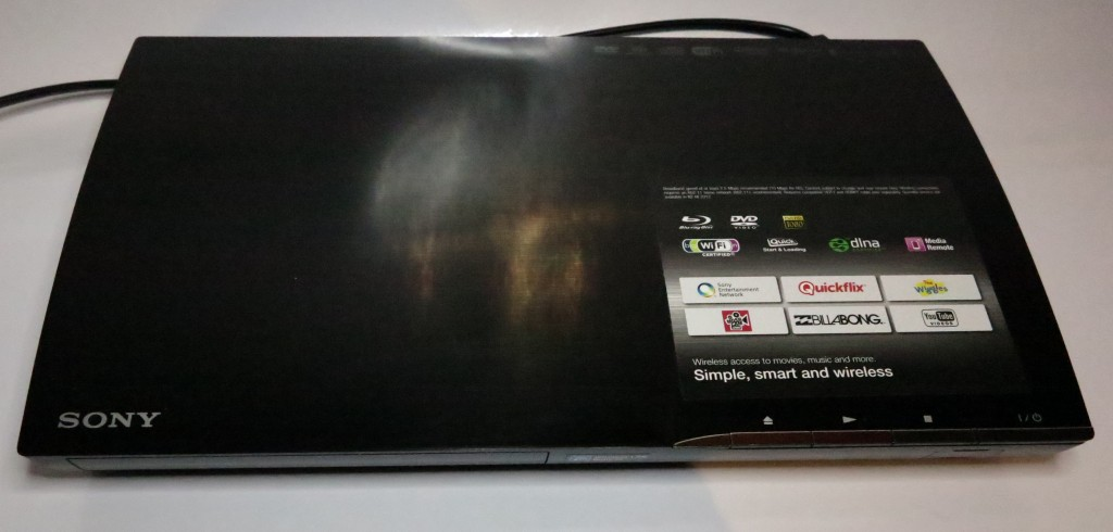 Sony BDP-S390 Network Blu-Ray Player