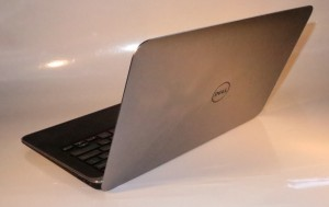 Dell XPS 13 Ultrabook rear view