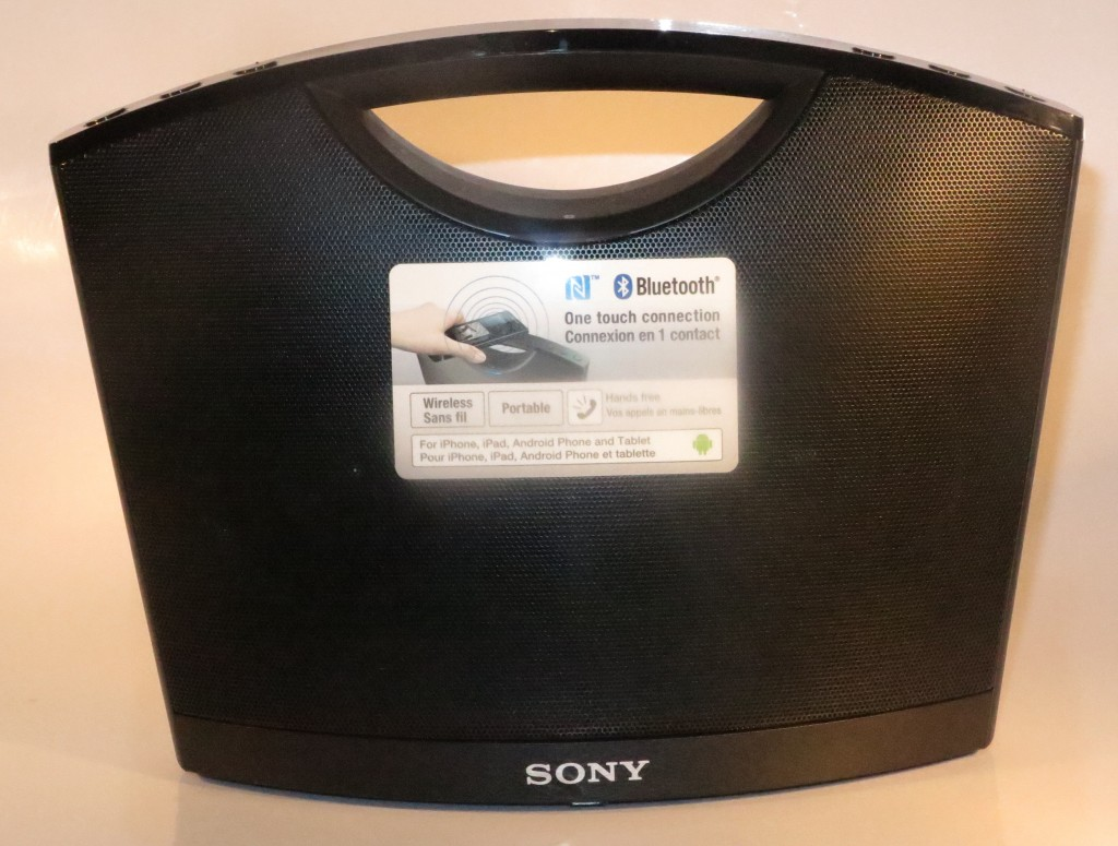 Sony SRS-BTM8 Portable Bluetooth Speaker