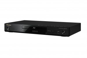 Pioneer BDP-160 Blu-Ray Player (Pioneer Europe press image)