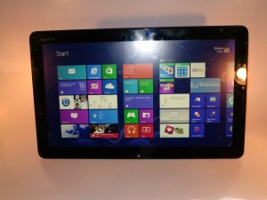 Sony VAIO Tap 20 adaptive all-in-one computer