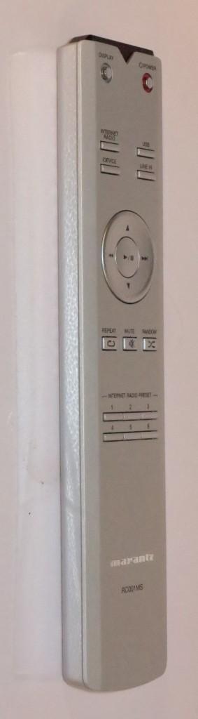 Marantz Audio Consolette remote control